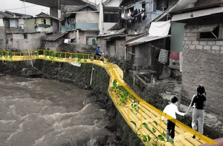 design university indonesia uts students research informal settlements in indonesia