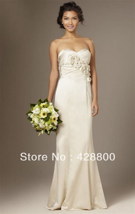 Backyard Wedding Gowns Backyard Wedding Dresses