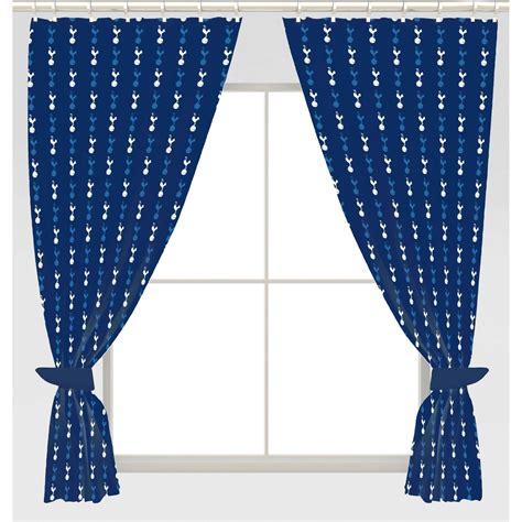 66 inch drop curtains new tottenham hotspur curtains pair 66 x 54 inch boys