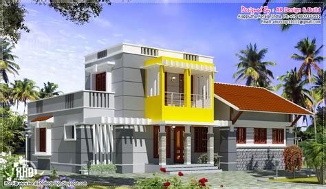 kerala home design 1500 1500 sq feet home design house design plans