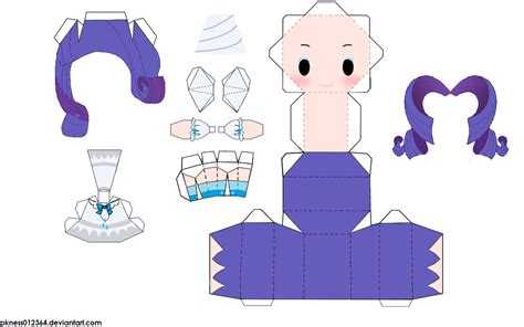 Human Papercraft - creative excess zone paper craft human part 2