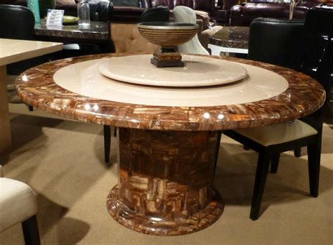 Stone Dining Room Table by Round Marble Dining Table Bm 24 Modern Dining