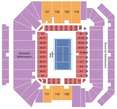 us open seating capacity louis armstrong stadium tickets in flushing new york