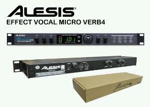 Harga Vocal Effect elektronik effect vocal alesis micro verb4