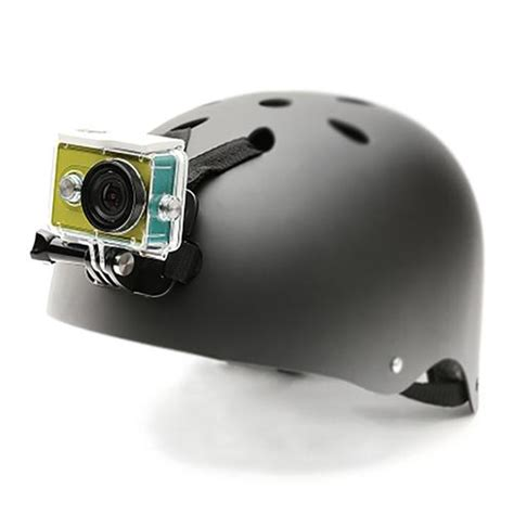 Helm Kamera Xiaomi Yi Gopro Helmet Mount xiaomi yi helmet mount