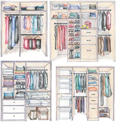Plan Your Wardrobe by Ikea Closet Designconfession