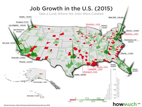 Cal State Mba Employment Stistica by This Map Shows Where Us Market Is Booming All About