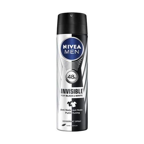 Harga Adidas Deodorant Spray jual nivea invisible black and white deodorant spray pria
