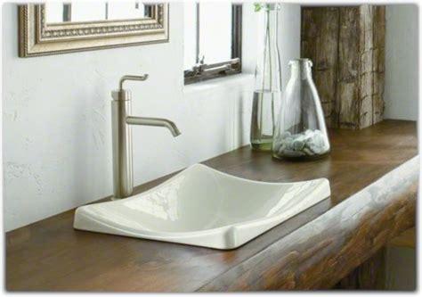kohler demilav wading pool vessel sink in white kohler k 2833 47 demilav wading pool bathroom sink almond