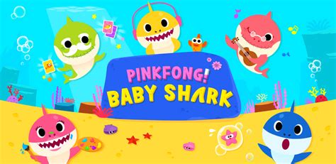 Baby Shark Game | amazon com pinkfong baby shark appstore for android