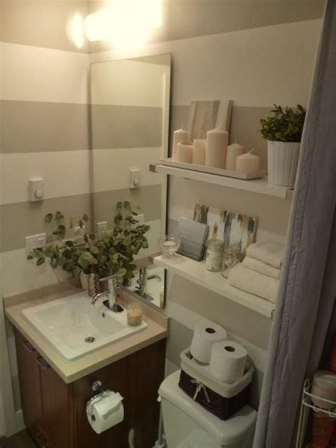 tiny bathroom ideas pinterest pabla en casa 35 ba 241 os peque 241 os y funcionales