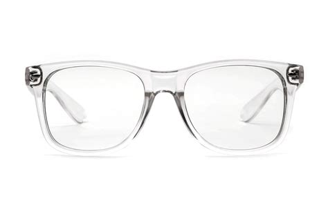 The Clear Frame Glasses Trend   trend alert clear frame glasses the fashion foot
