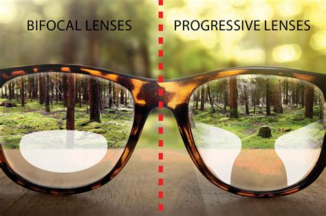 and lens progressive lenses versus bifocals you decide