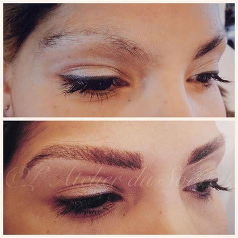 tattoo vanish eyebrows 11 best maquillage permanent merveilles tattoo salon de
