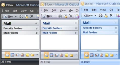 themes in microsoft outlook how to change microsoft outlook 2007 theme skin