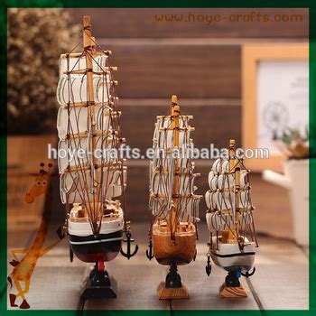 wholesale ship home decor wood model ship buy model