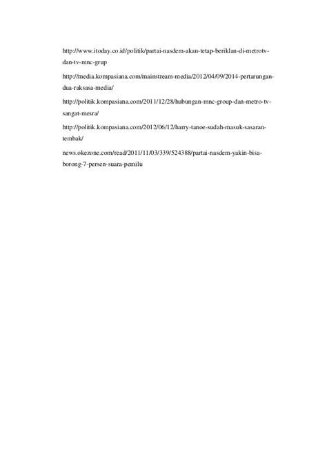 Handbook Partai Politik strategi marketing politik partai nasional demokrat menuju