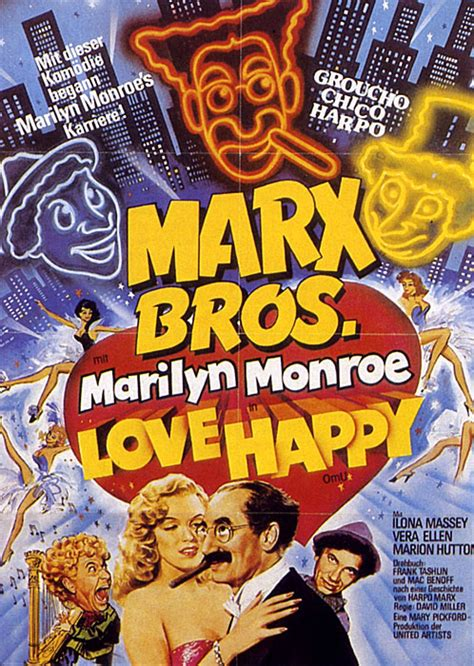 film love happy filmplakat love happy 1949 filmposter archiv