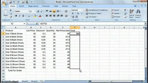 excel tutorial training excel basic web based training class project youtube