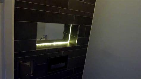 Inbouwtoilet Tegelen by Toilet Met Stuc Werk En Stroken Mix