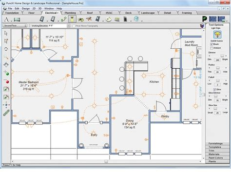 home design software electrical and plumbing free software for electrical wiring diagram fuse box and