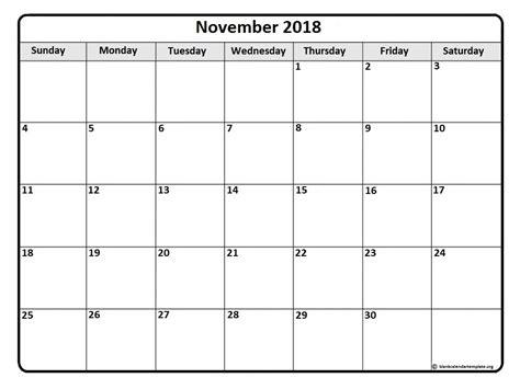 printable calendar november 2018 november 2018 calendar november 2018 calendar printable