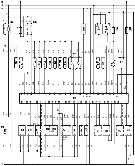 typical gas furnace wiring diagram furnace