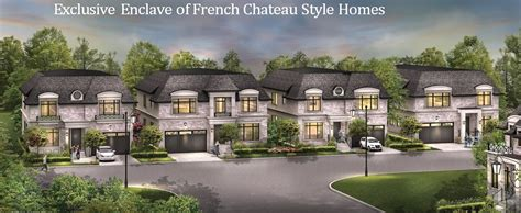 brand new pre construction townhomes semi detached houses