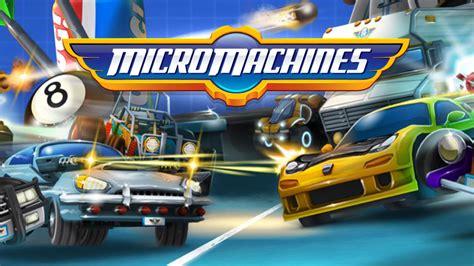 Micro Machines World Series Ps4 micro machines world series in arrivo su pc ps4 e xbox one