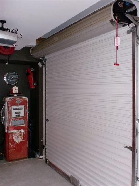Roll Up Steel Garage Doors Best 25 Garage Door Security Ideas On Garage Garage Door Installation And Overhead