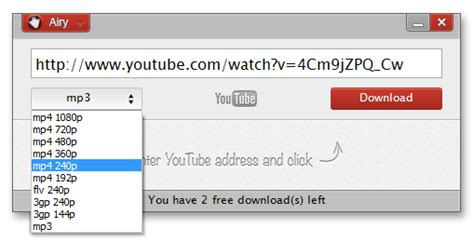 how to download mp3 from youtube using mac airy youtube downloader youtube downloader software mac pc