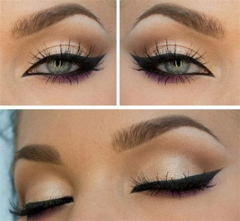 7 Makeup Tips For Neutral by Neutral Eyeshadow With Black Winged Liner Is It Just Me