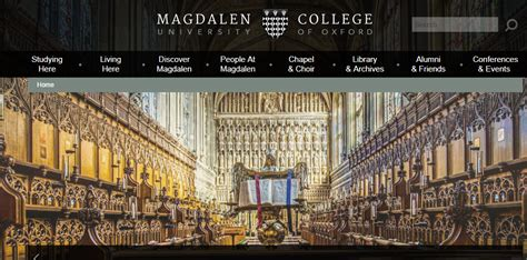 new year 2018 oxford magdalen college oxford visiting fellowship 2018 uk