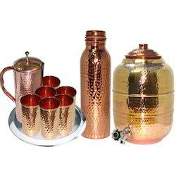 Copper Utensils   Taambe Ke Bartan Latest Price