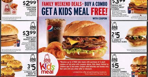 Arby's Coupons www Arby's com: Printable Arby's Coupon Sample Arby S Coupons