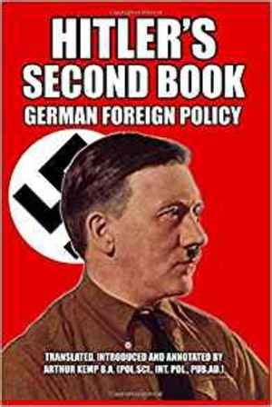 s second book german foreign policy dolf
