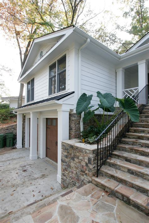 tri level curb appeal remodelaholic real rooms split level curb appeal