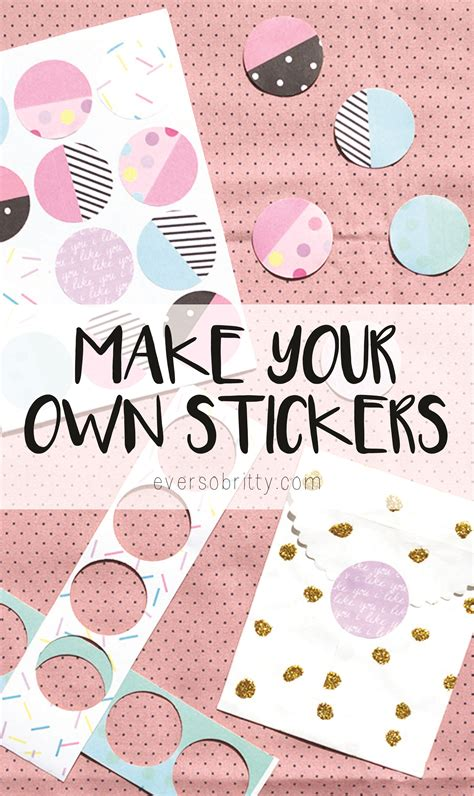 print your own gift labels self sufficiency make your own stickers free printable so britty