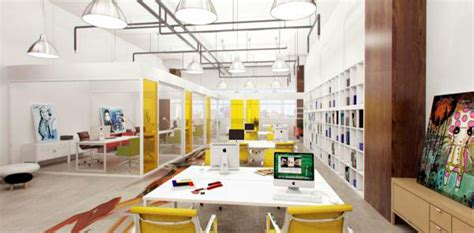 layout kantor modern interior kantor desain interior kantor interior kantor