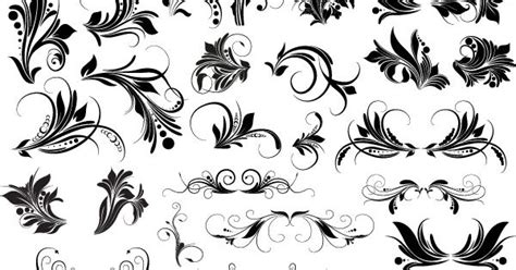 design elements in photoshop free photoshop brushes and design elements vector