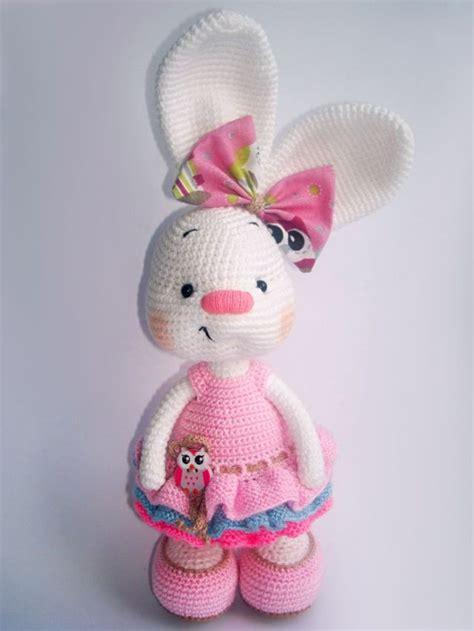 easter crochet easter bunny amigurumi pattern luz patterns cute easter bunny crochet free pattern total survival