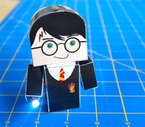 Harry Potter Papercraft - harry potter papercraft