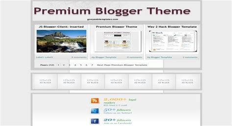 themes blogspot premium premium blogger theme 2014 free download