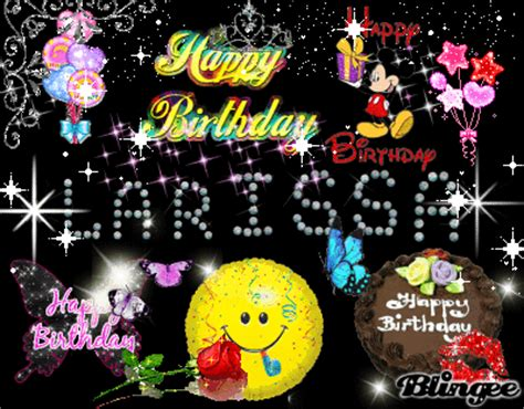 happy birthday cartoon emo mp3 download larissa birthday picture 129709125 blingee com