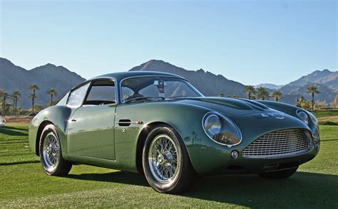 aston martin db4 zagato aston martin s db4 zagato is as as they come