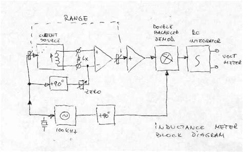 inductor meter circuit inductance meter pic images