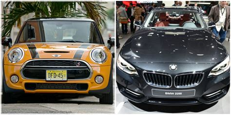 bmw minivan fully loaded mini cooper s vs base model bmw 228i