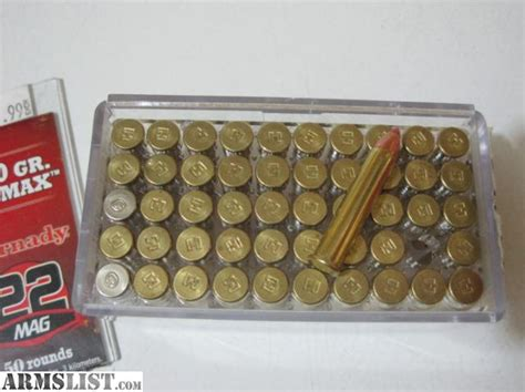 hornady ammunition 22 win mag sale hornady ammo armslist for sale trade sold 22 mag 22 wmr hornady 30