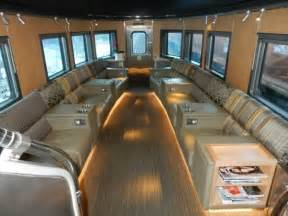 sleeper class dome car at the end of the picture