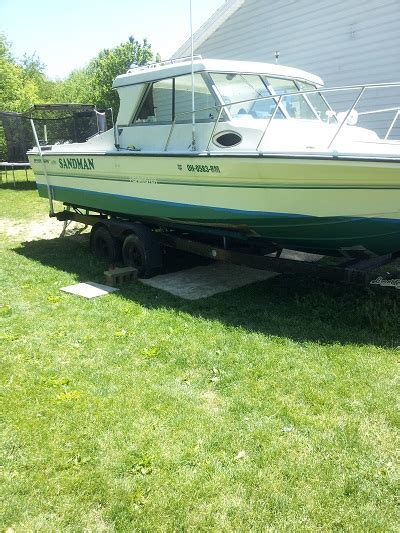 erie outfitters boat sales walleye 1994 sportcraft 250 fishmaster